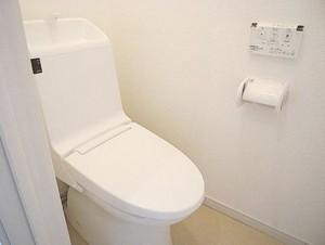 新百合トイレ