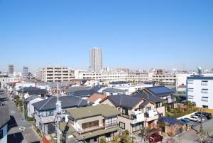 金町1-3景色