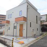 新築!!二世帯型賃貸併用住宅