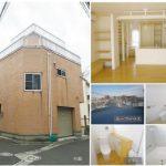 都心の主要駅へアクセス便利な千代田線町屋駅最寄りの併用住宅