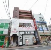 店舗×3、住居×5の駅前ビル!