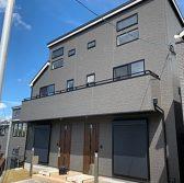 文教地区「玉川学園前」駅の新築賃貸併用住宅