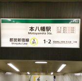 便利な本八幡駅の利用圏内はどの辺りまで?